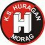 herb KS Huragan II Morąg