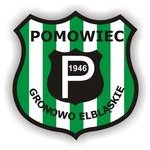 herb GLKS Pomowiec Gronowo Elbląskie